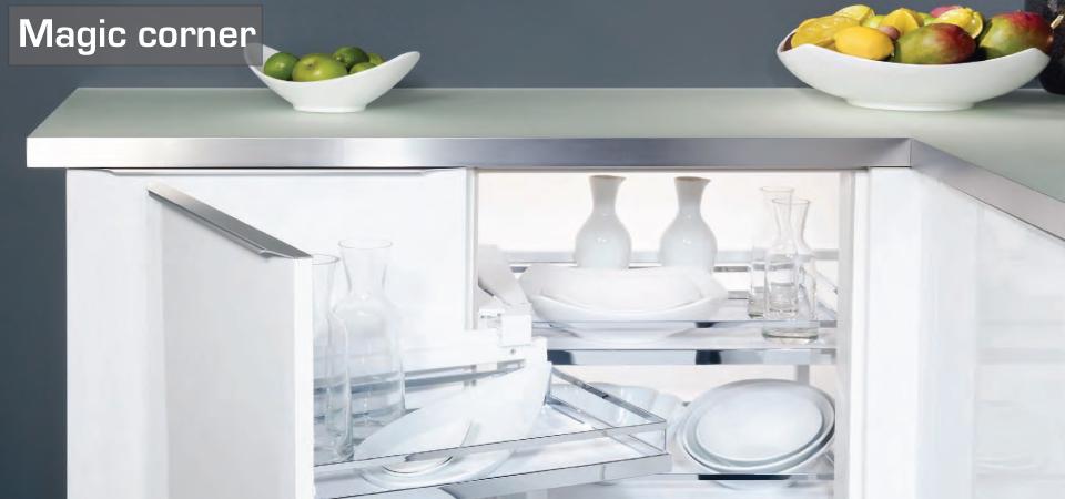 Hoekkast Keuken Oplossing : Hoek Oplossingen – Bears Design