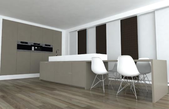 Design Keuken Op Maat : Nl.loanski.com Witte Keuken Mat Of Glans