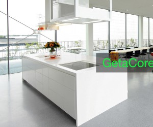 Getacore Solid surface bears Design