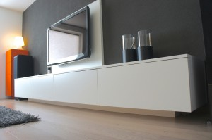 TV-meubel op maat Bears Design